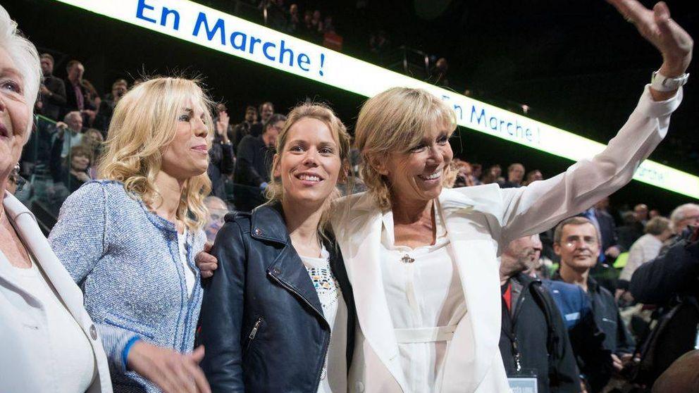 Rubias y con mucho estilo: así es la corte femenina de Emmanuel Macron