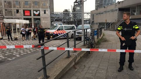 Fin de la amenaza terrorista en Holanda: un joven cometió una idiotez