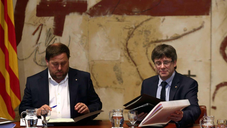 Las seis groseras falsedades y omisiones de Junqueras y Puigdemont