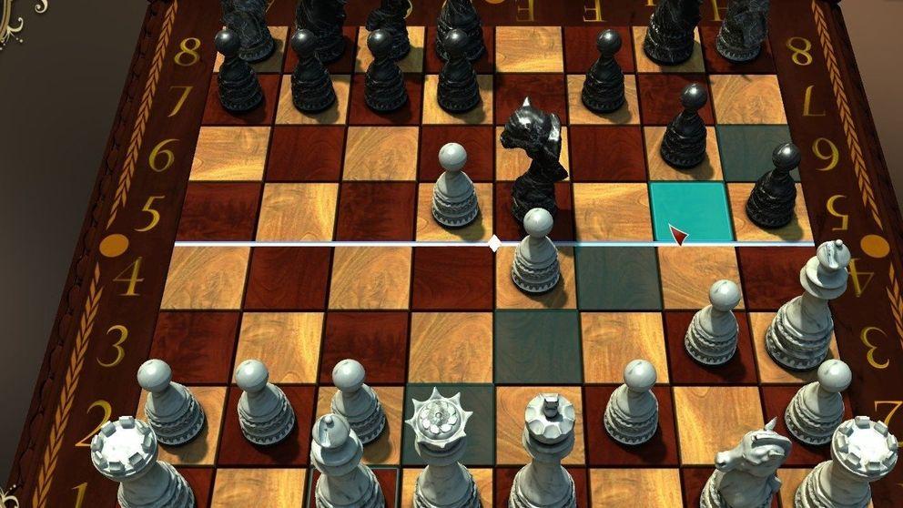 Un diseñador de juegos crea una versión mejorada del ajedrez