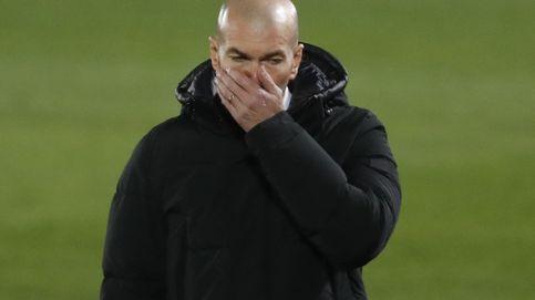 Zidane, sobre su futuro en el Madrid: Asumo la responsabilidad. A ver qué pasa estos días
