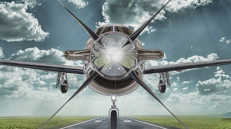 ¿Te montarías en un avión sin comandante? (Pixabay)