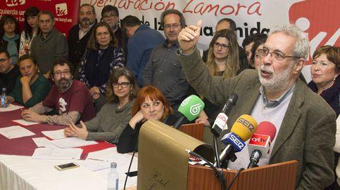 El sector próximo a Lara y Llamazares se agrupa como alternativa a Garzón