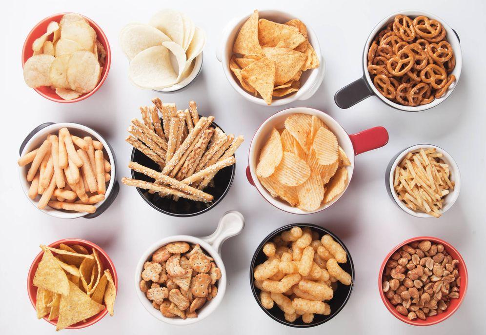 Foto: El eslogan ya nos decía que no podríamos comer solo uno. (iStock)