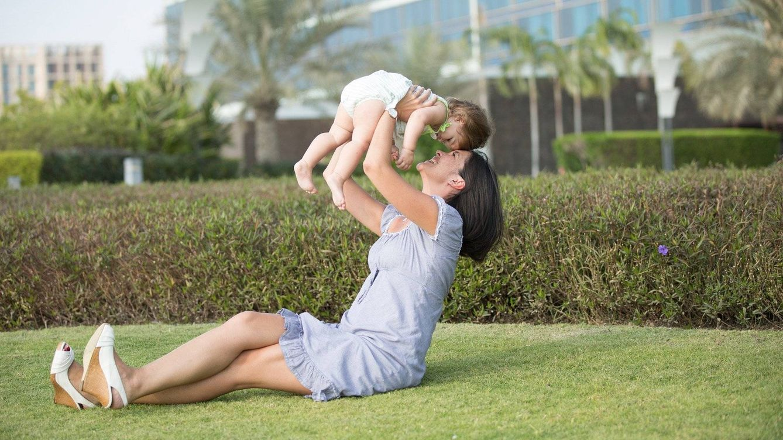 Jugar con tu bebé sincroniza la actividad cerebral de ambos