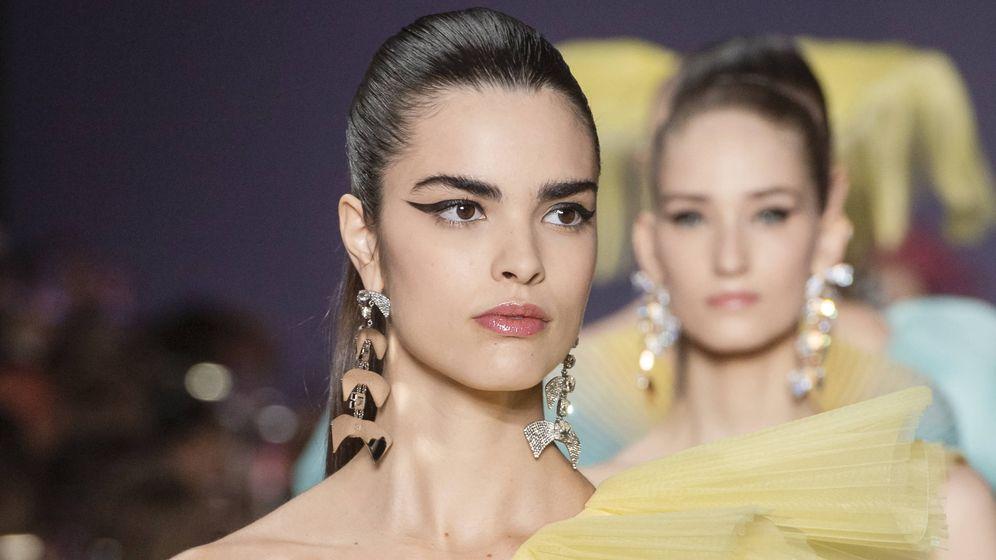 Foto: Tu eyeliner puede ser el aliado que necesitas para un delineado perfecto. (Imaxtree)