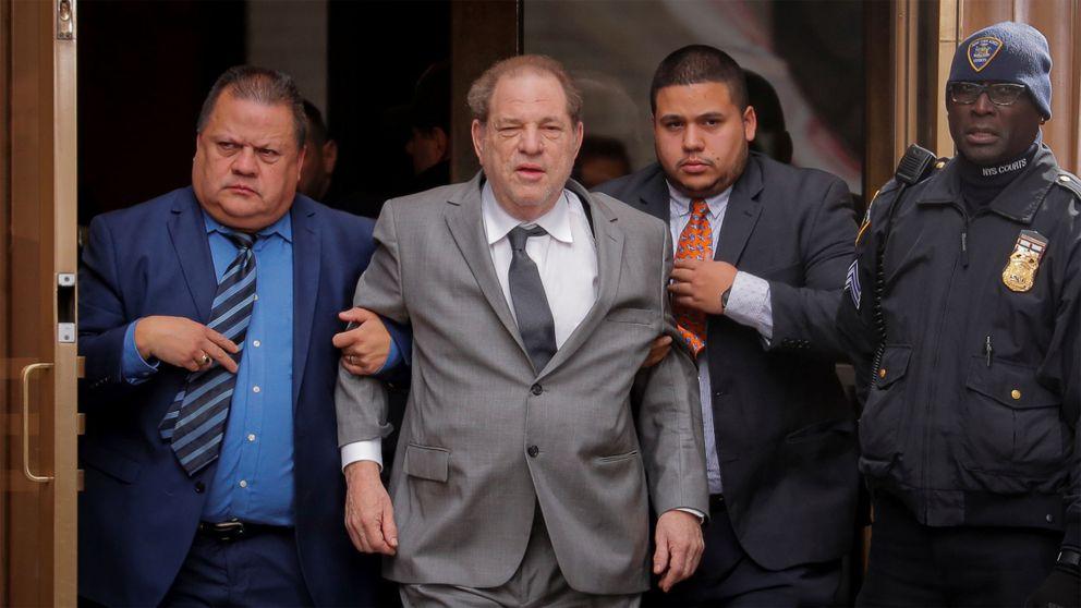 Weinstein llega a un acuerdo de 22 millones con 30 víctimas para no admitir su culpa