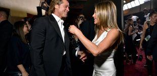 Post de Brad Pitt y Jennifer Aniston: el reencuentro más esperado (y premiado)