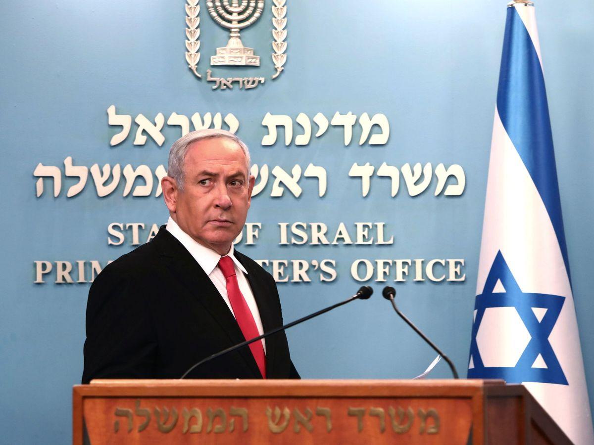 Foto: El primer ministro israelí, en funciones, Benjamín Netanyahu. (EFE)