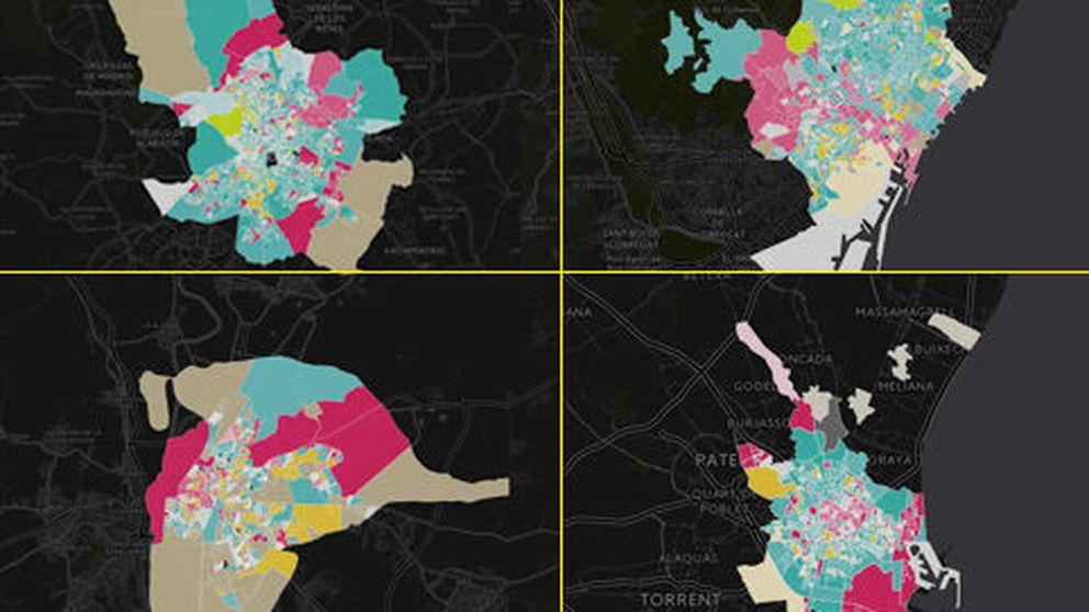 España cosmopolita: ¿de dónde vienen tus vecinos?