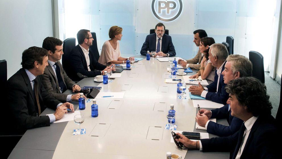 El PP apalabra el apoyo del PDeCAT al decreto de liberalización de la estiba