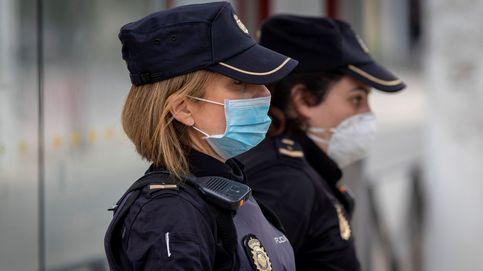 Un agente de policía resulta herido tras el desalojo de dos fiestas en el Polígono Sur de Sevilla