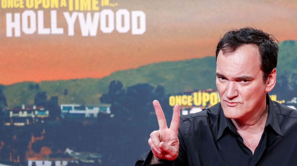 Foto: Tarantino presenta 'Érase una vez en... Hollywood' en Berlín. (Reuters)