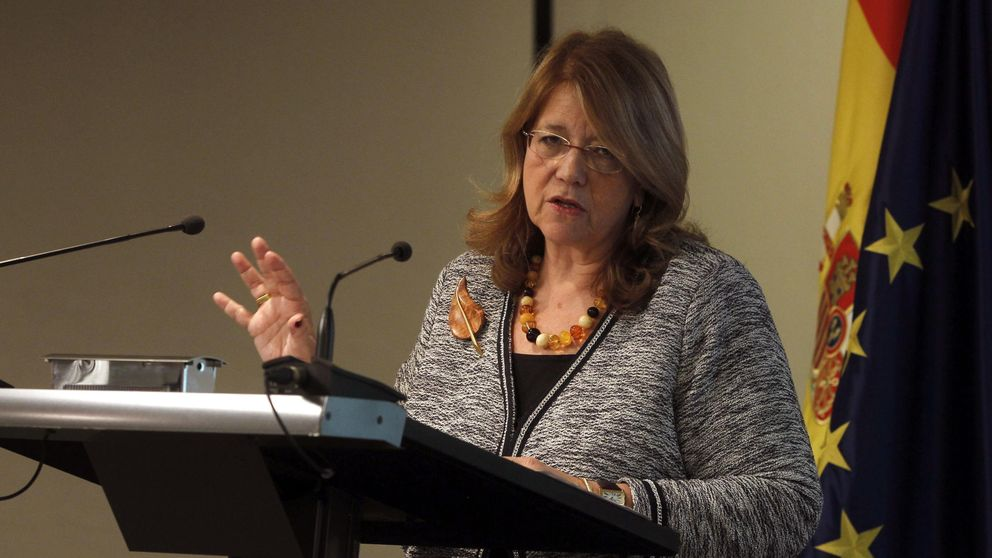 La UDEF pregunta a Elvira Rodríguez por una trama corrupta en la CNMV