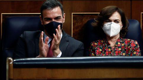 Sánchez pide que no haya vetos cruzados y elude defender los pactos con Bildu