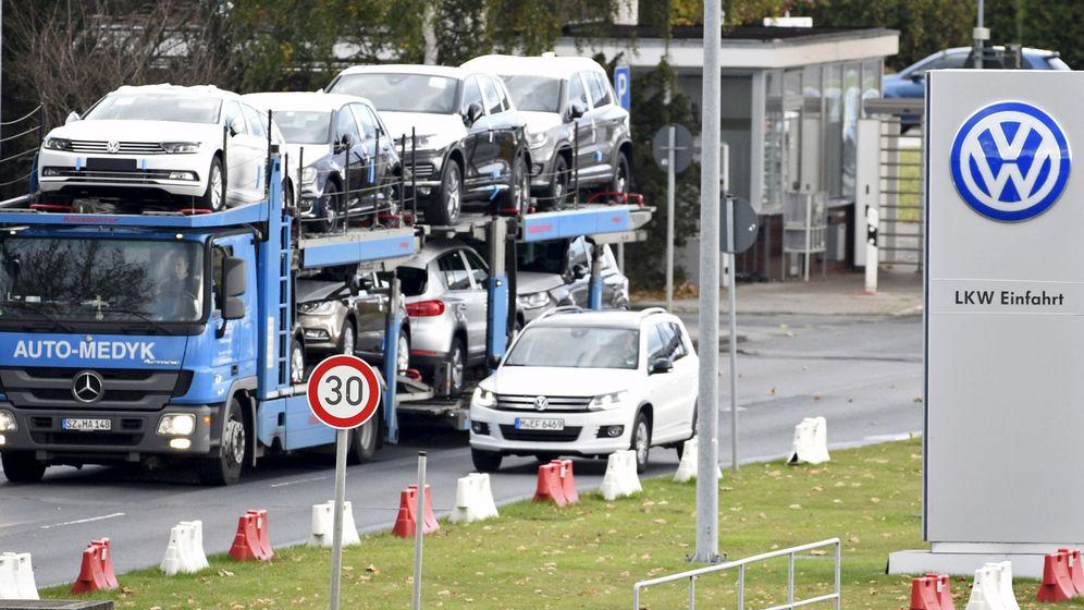 Foto: Factoría de Volkswagen en Alemania. (Reuters)