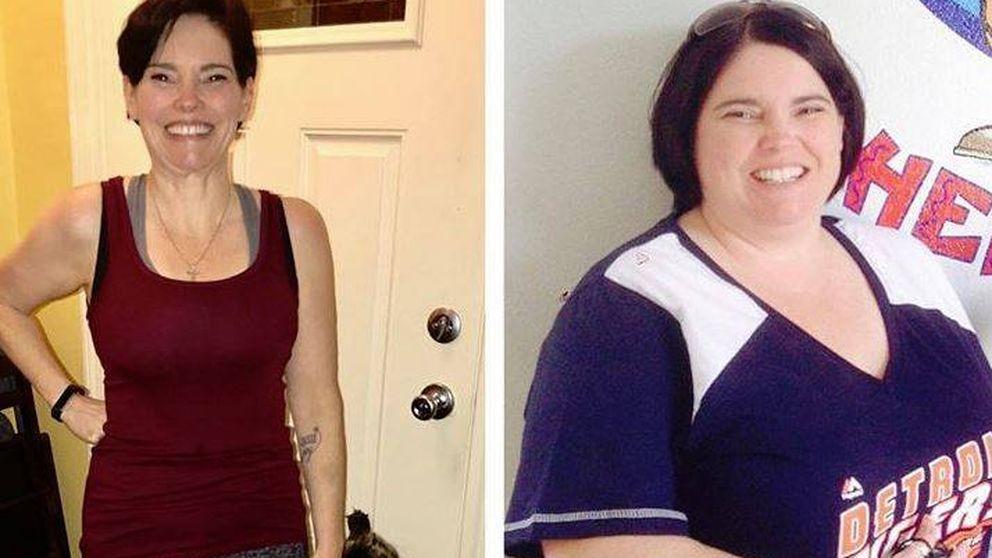Así adelgazó 45 kilos y solucionó sus problemas de salud