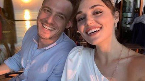 Hande Erçel y Kerem Bürsin y sus románticas fotos en Maldivas