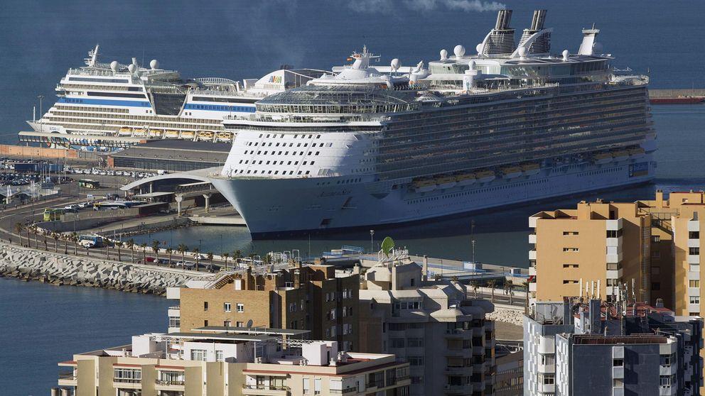 Qatar 'conquista' Málaga con un hotel de 100 millones y 35 plantas en el puerto