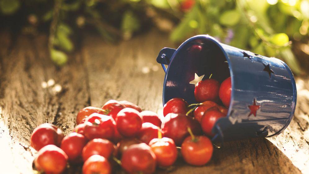Foto: La acerola es una fruta de Brasil. (iStock)