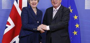 Post de May defiende que la posición de Reino Unido sobre Gibraltar