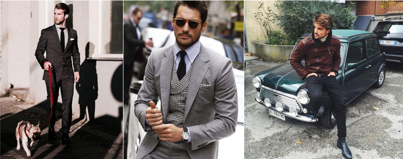 Foto: De Mariano Di Vaio a David Gandy. Los hombres que inspiran a otros hombres (Instagram)