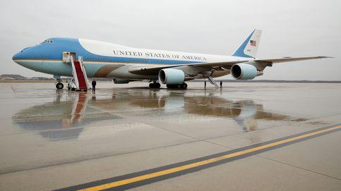Política a golpe de clic: Trump pide cancelar el nuevo Air Force One