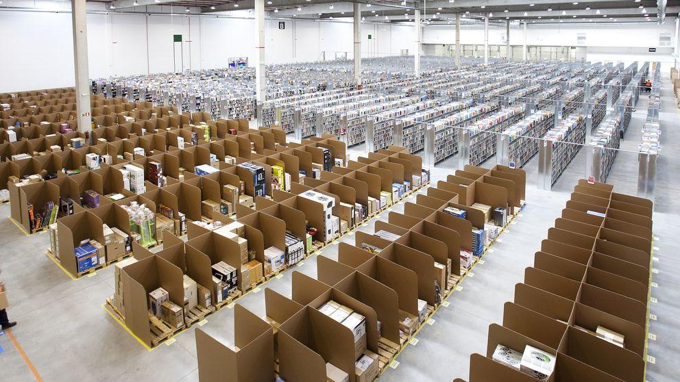 Amazon lleva a Madrid la entrega en el día y 'quema' la tienda física