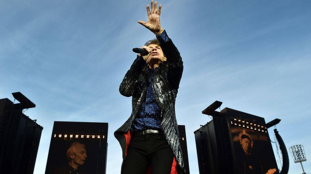 Foto: The Rolling Stones (Getty)