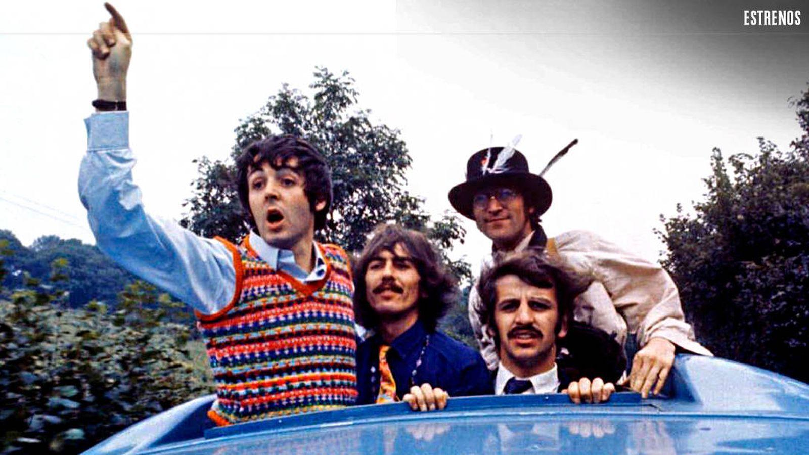 Foto: Fotograma de 'The Beatles: Eight Days a Week'.