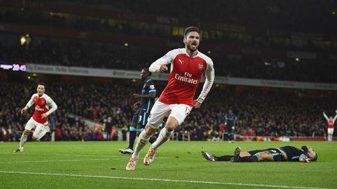 El Arsenal da un golpe sobre la mesa y por fin parece candidato serio al título