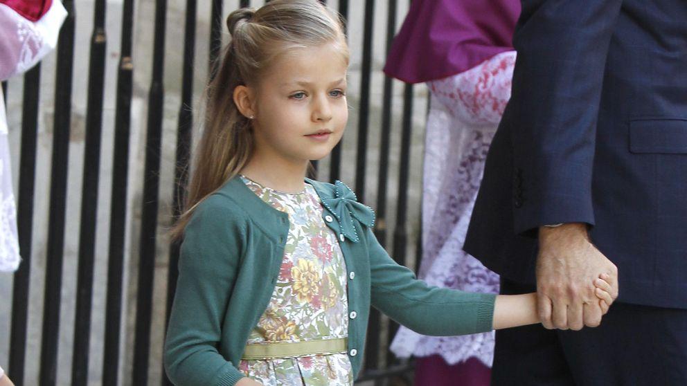 La verdadera hoja de ruta de la Comunión de la Princesa Leonor