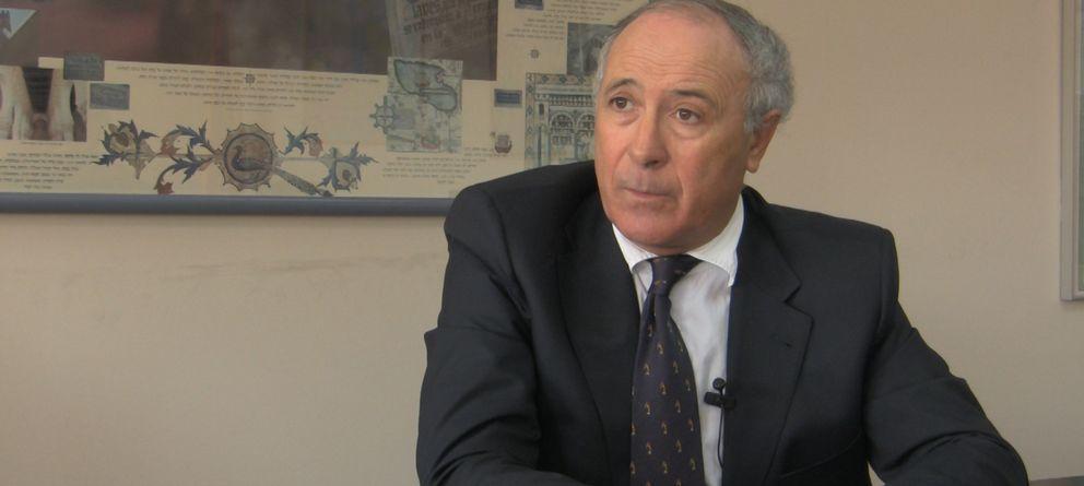 Foto: Emilio López Viaña, director de la Oficina Económica y Comercial de la Embajada de España en Tel Aviv