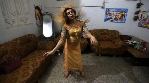 Las transexuales paquistaníes, una vida en la oscuridad