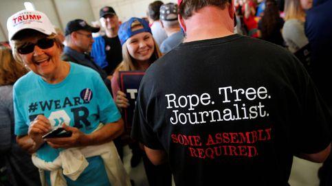 Dios salve al periodista: malos tiempos para la libertad de prensa... en Occidente