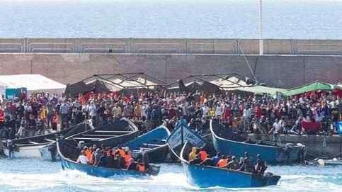 La presión migratoria crece en Canarias: las autoridades dejan en la calle a 200 personas