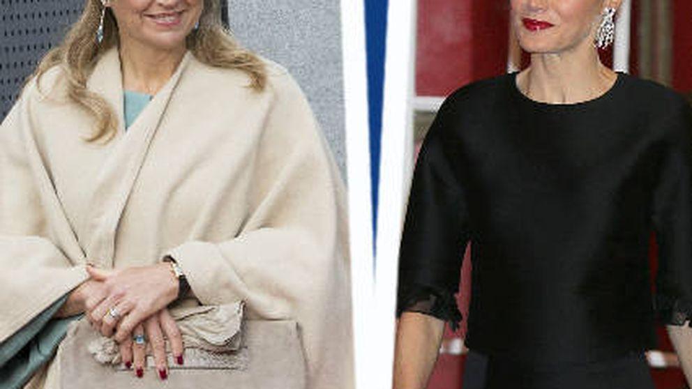 Estilo Real: la manía de Máxima con las medias y una Letizia triunfal