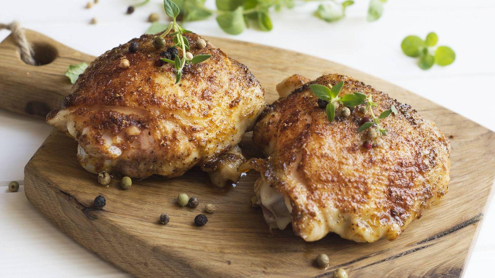 Foto: La carne de pollo es una de las más saludables.