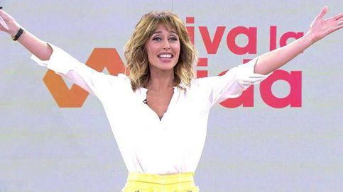 Así ha sido el debut de Emma García al frente de 'Viva la vida' tras el adiós de Toñi Moreno