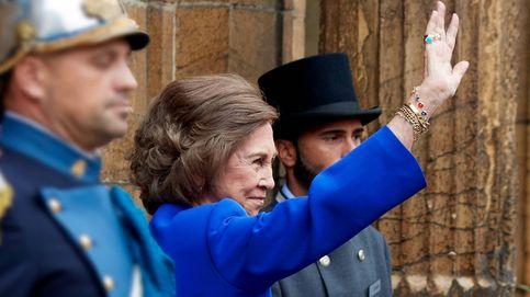 La reina Sofía, desaparecida en combate