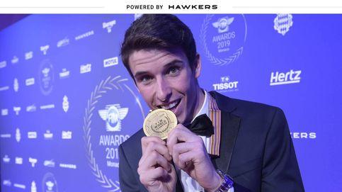 Hawkers, testigo del dominio español en la gala de la Federación de Motociclismo