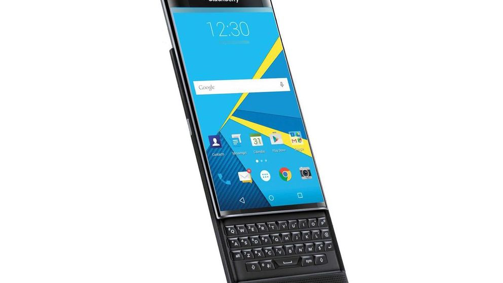 Ya es oficial: BlackBerry se pasa a Android