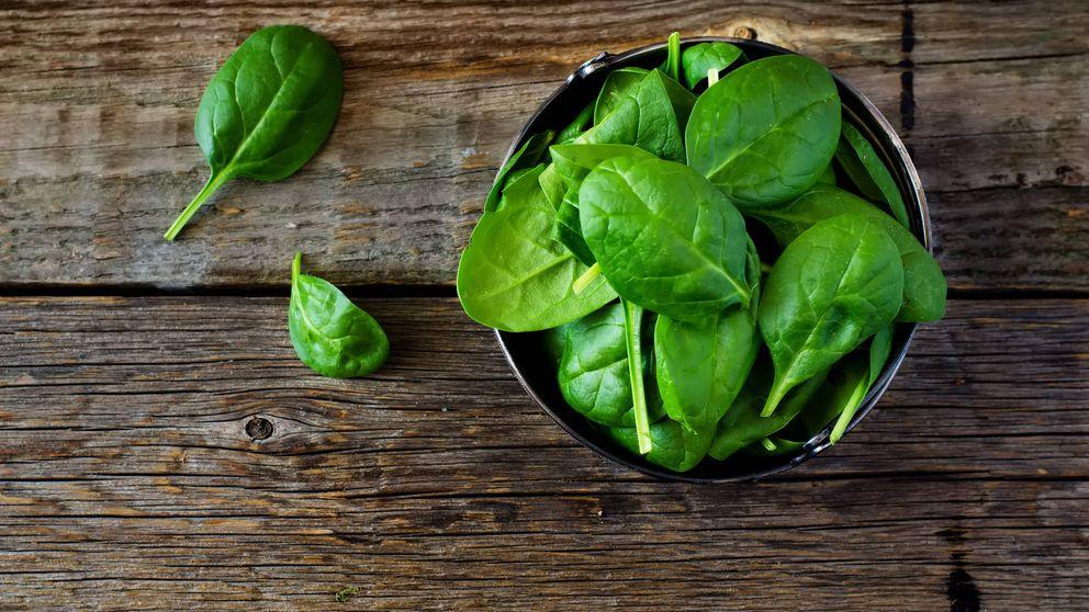 Espinacas: ricas en vitaminas pero con más de un riesgo