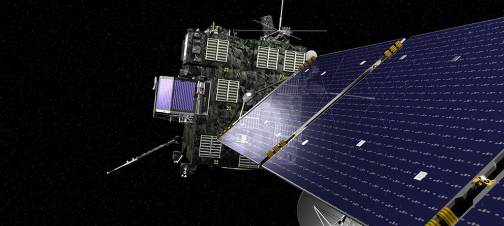 'Despierta' Rosetta, la sonda que aterrizará por primera vez sobre un cometa