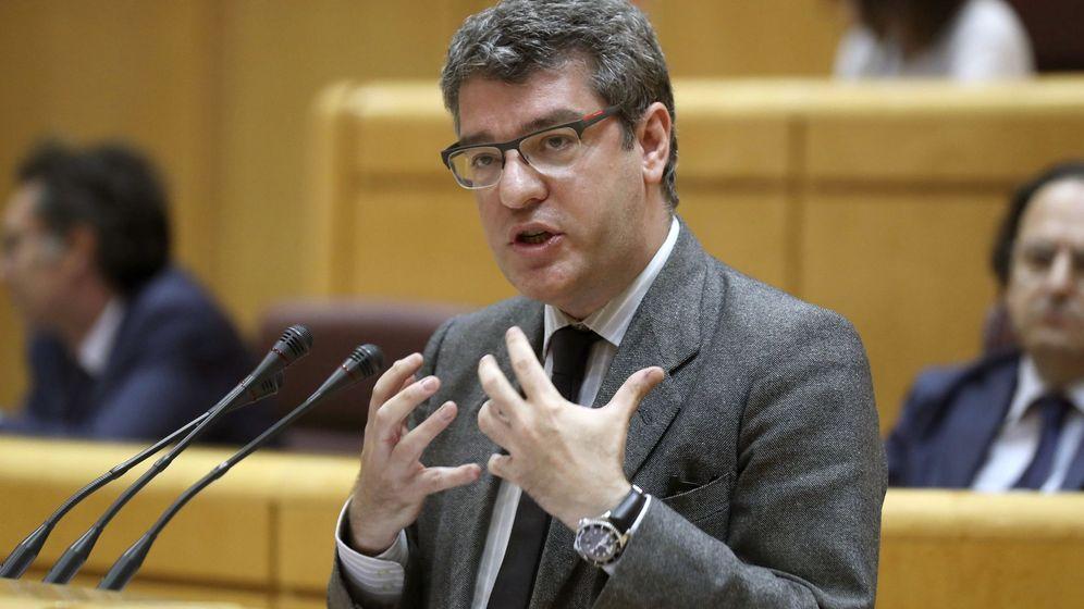 Foto: El exministro de Energía, Turismo y Agenda Digital Álvaro Nadal. (EFE)