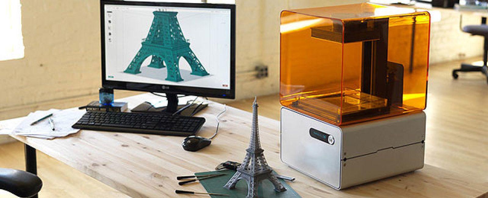 El Crowdfunding Impulsa La Primera Impresora 3d Asequible