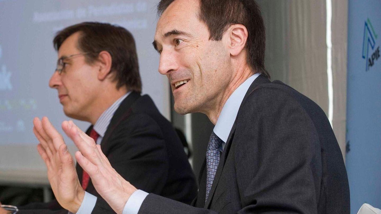 Manuel Menéndez, presidente de Liberbank.
