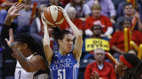 A un paso de la gloria: Anna Cruz se juega el título de la WNBA a un partido