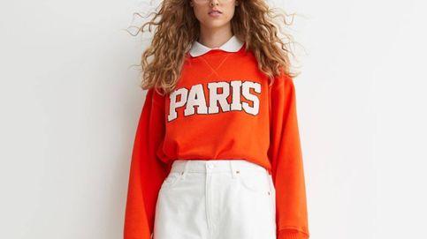 El vaquero blanco de H&M para estrenar en otoño y presumir de una talla menos