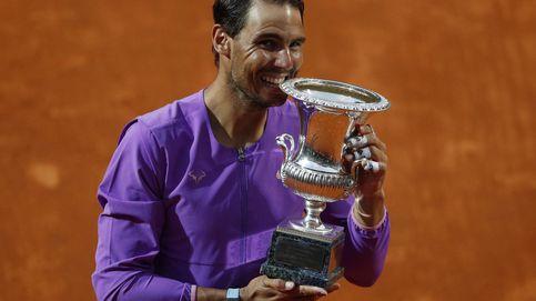 Nadal derrota a Djokovic en Roma y presenta candidatura al Roland Garros